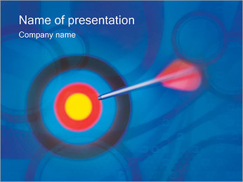 Aim PowerPoint Template