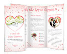 Wedding Rings Brochure Templates