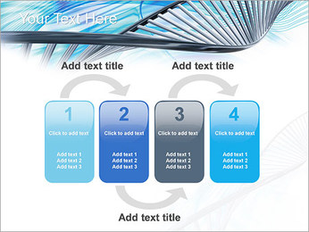 ADN lumière Modèles des présentations  PowerPoint - Diapositives 11