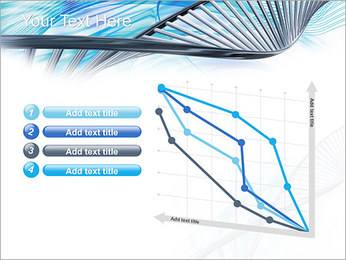 ADN lumière Modèles des présentations  PowerPoint - Diapositives 13