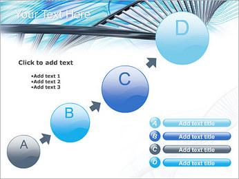 ADN lumière Modèles des présentations  PowerPoint - Diapositives 15