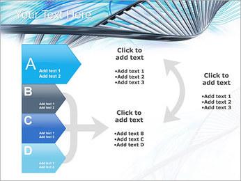 ADN lumière Modèles des présentations  PowerPoint - Diapositives 16