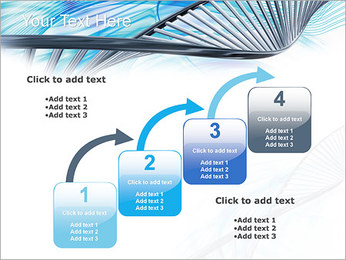 ADN lumière Modèles des présentations  PowerPoint - Diapositives 20