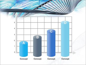 ADN lumière Modèles des présentations  PowerPoint - Diapositives 21