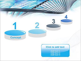 ADN lumière Modèles des présentations  PowerPoint - Diapositives 7