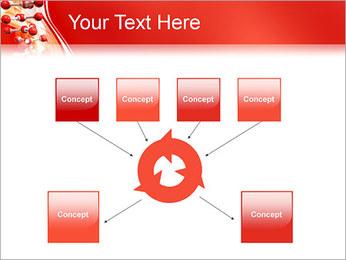 Molécules Modèles des présentations  PowerPoint - Diapositives 10