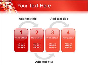 Molécules Modèles des présentations  PowerPoint - Diapositives 11