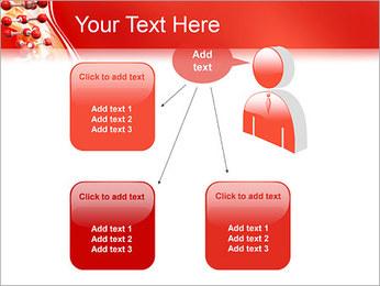 Molécules Modèles des présentations  PowerPoint - Diapositives 12