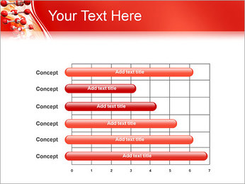 Molécules Modèles des présentations  PowerPoint - Diapositives 17