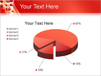 Molécules Modèles des présentations  PowerPoint - Diapositives 19