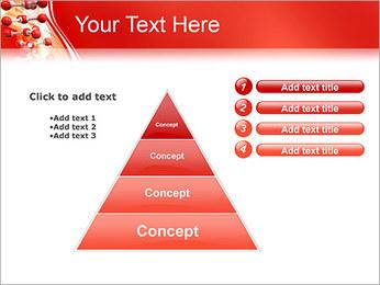 Molécules Modèles des présentations  PowerPoint - Diapositives 22
