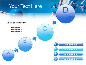 Molécule Modèles des présentations  PowerPoint - Diapositives 15