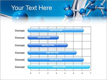 Molécule Modèles des présentations  PowerPoint - Diapositives 17