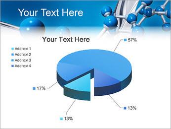 Molécule Modèles des présentations  PowerPoint - Diapositives 19