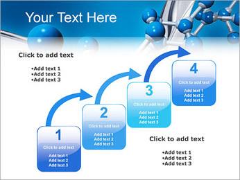 Molécule Modèles des présentations  PowerPoint - Diapositives 20