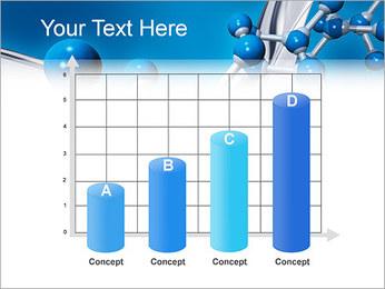 Molécule Modèles des présentations  PowerPoint - Diapositives 21
