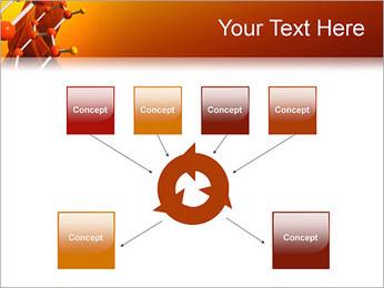 Molécule de benzène Modèles des présentations  PowerPoint - Diapositives 10