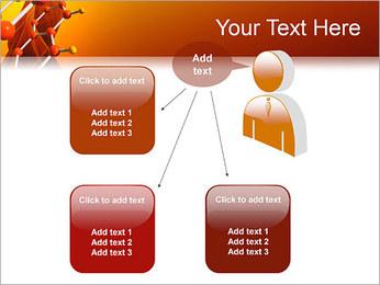 Molécule de benzène Modèles des présentations  PowerPoint - Diapositives 12