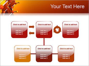Molécule de benzène Modèles des présentations  PowerPoint - Diapositives 23