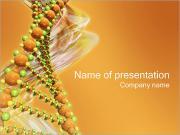 生物化学 PowerPoint演示模板
