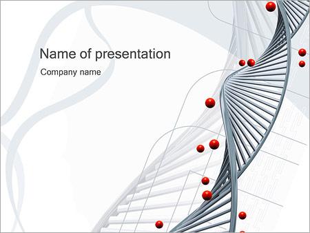 genetics powerpoint template backgrounds google slides id