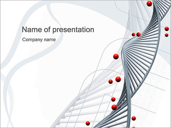 Genetics PowerPoint Template