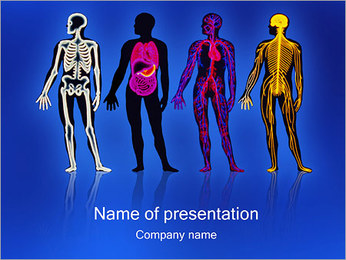Systems of Body PowerPoint Template