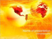 Comunicación Global Plantillas de Presentaciones PowerPoint