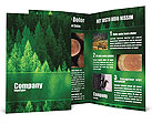 Forest Brochure Templates