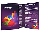 Diagram Brochure Templates