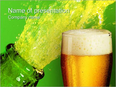 Beer powerpoint template backgrounds id 0000000311 beer powerpoint template toneelgroepblik Gallery