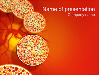 Petri Dish PowerPoint Template
