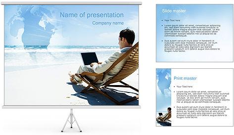 Ocio Plantillas de Presentaciones PowerPoint