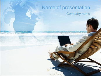 FRITID PowerPoint presentationsmallar