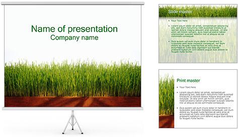 Agronomie Modèles des présentations  PowerPoint