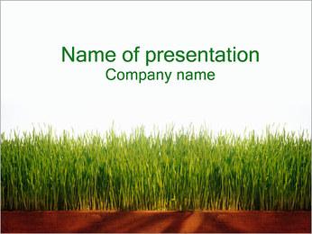 Agronomie Modèles des présentations  PowerPoint - Diapositives 1