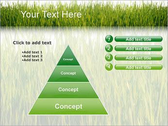 Agronomie Modèles des présentations  PowerPoint - Diapositives 22