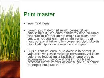 Agronomie Modèles des présentations  PowerPoint - Diapositives 24