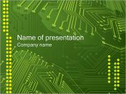 Integrated Circuit PowerPoint Templates