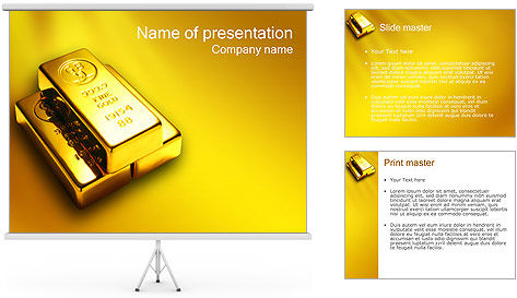 Free powerpoint template gold sparkle background pictures to pin 00327 toneelgroepblik Image collections
