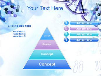 Les gènes de l'ADN Modèles des présentations  PowerPoint - Diapositives 22