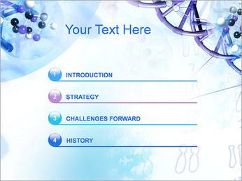 Les gènes de l'ADN Modèles des présentations  PowerPoint - Diapositives 3