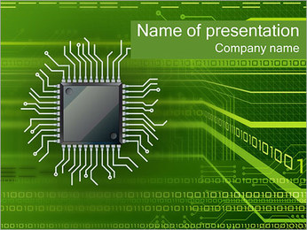 Microchip PowerPoint Template