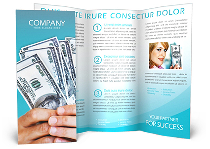 Money Brochure Template