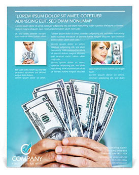 money flyer template design id 0000000345 smiletemplates com