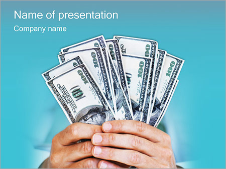money powerpoint template backgrounds google slides id