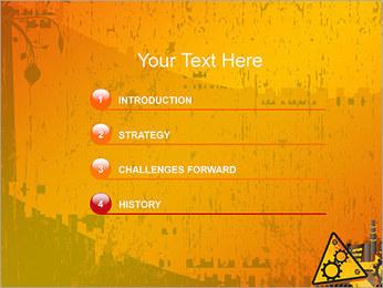 Usine Modèles des présentations  PowerPoint - Diapositives 3