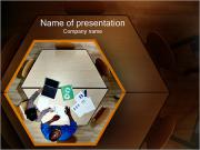 Conference Table PowerPoint Templates