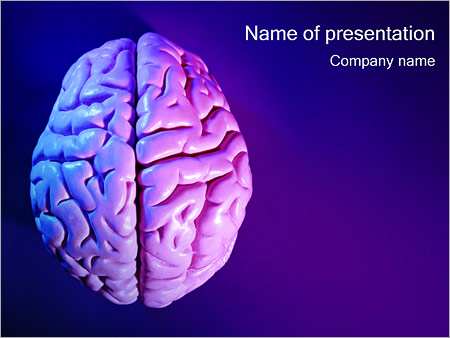 Brain Powerpoint Template  Backgrounds Id
