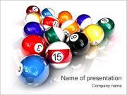 Billiard PowerPoint Templates